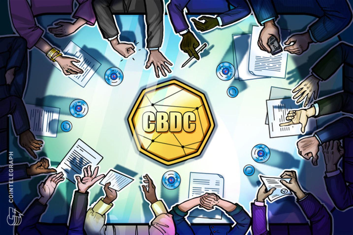 Moeda do futuro será cada vez mais digital mas única e gerida pelo Banco Central, diz Coordenador do Banco Original