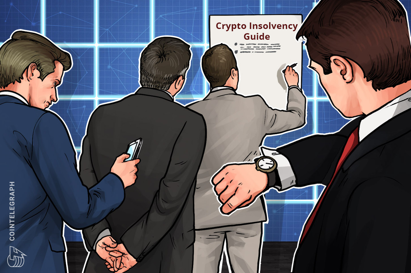 Big Four Auditor PwC Publishes Crypto Insolvency Guide, Cautions Directors