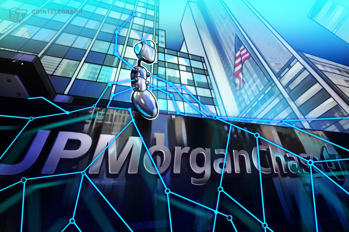 JPモルガン、仮想通貨イーサリアム基盤の独自プラットフォーム「クオラム」で匿名取引機能を強化