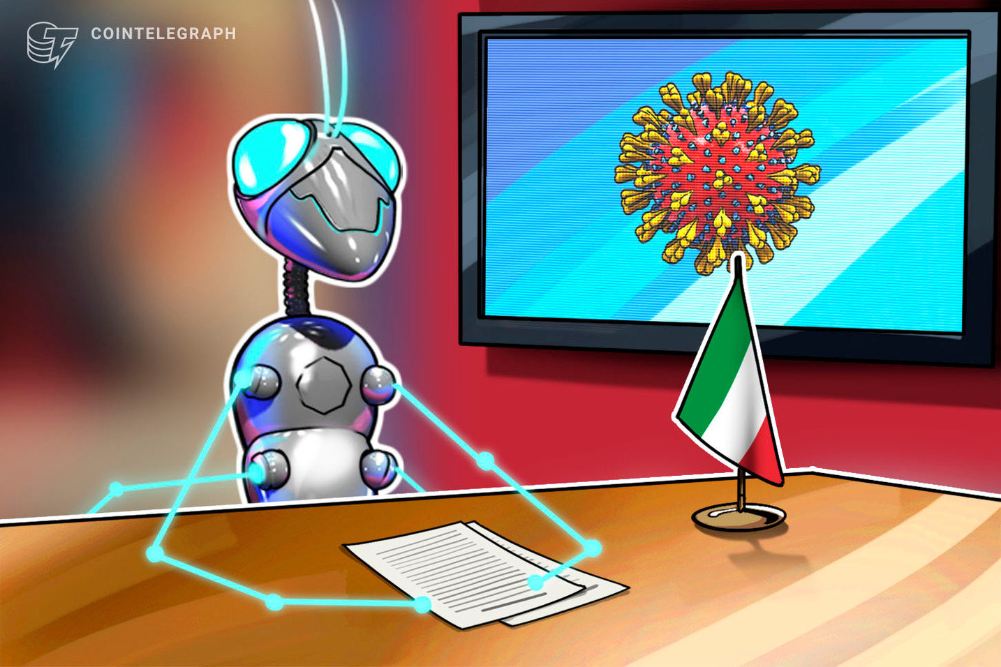 Italy's Top News Agency Uses Blockchain to Fight Fake Coronavirus News