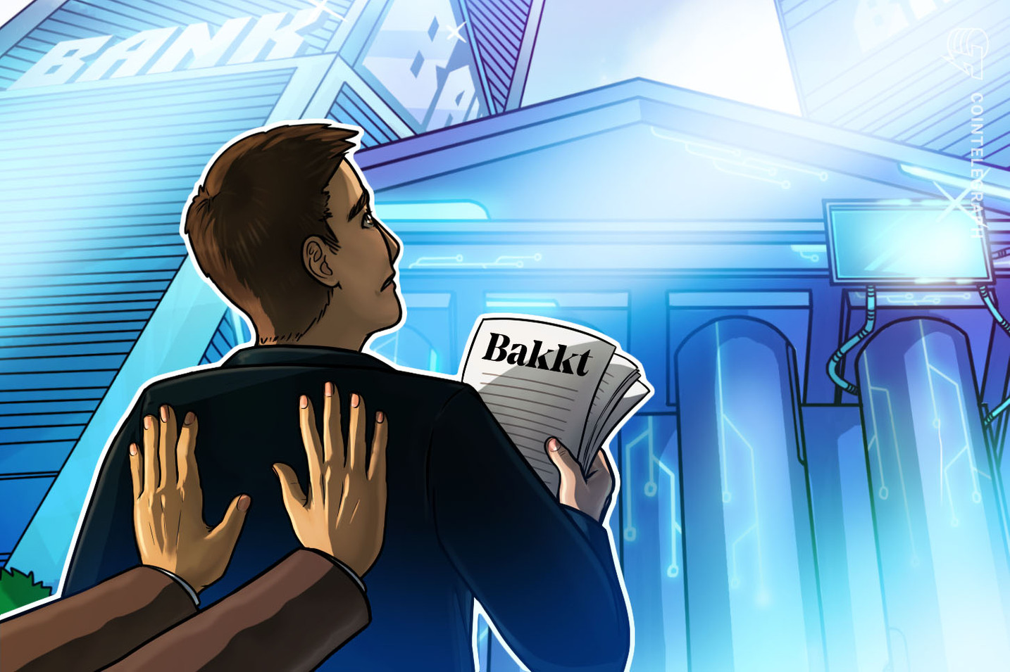Bakkt Launches 1st Regulated BTC Options as CEO Enters US Senate