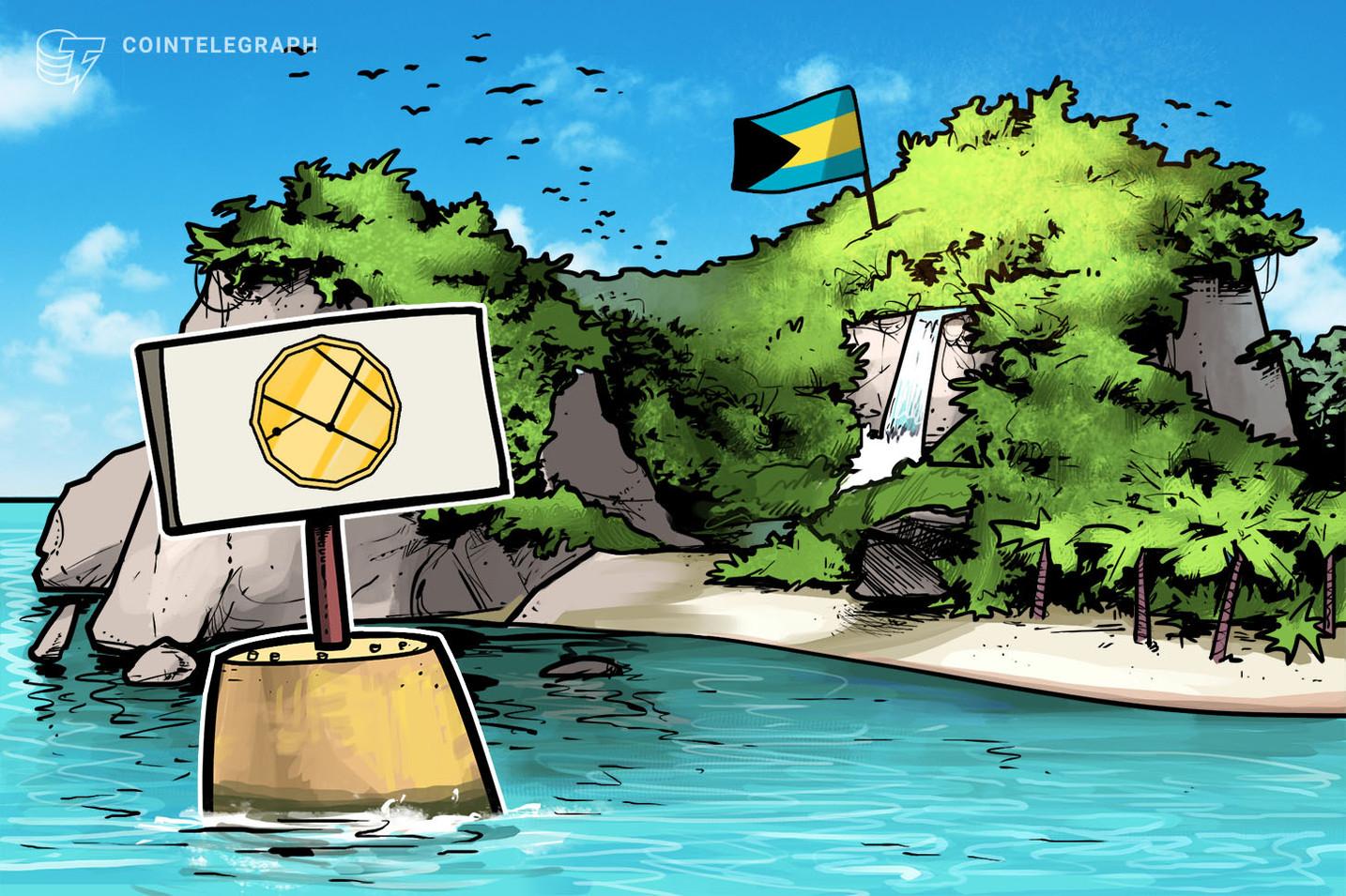 Banco Central de Bahamas formaliza un acuerdo para emitir la primera moneda digital nacional en el 2020