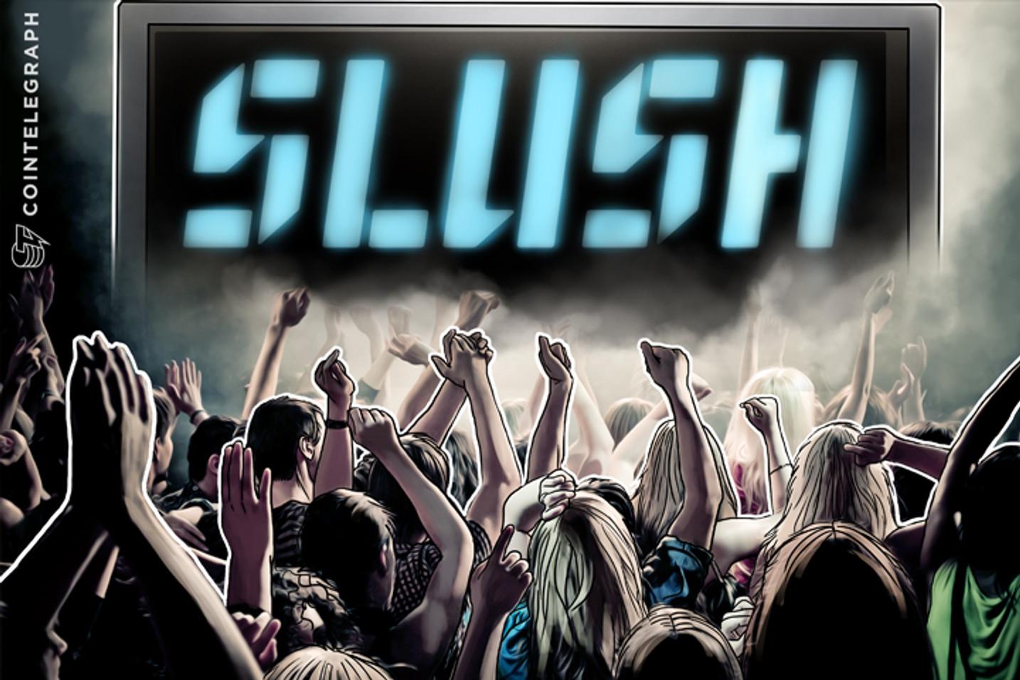 Bitcoin, Blockchains, FinTech Step into the Spotlight at SLUSH 2016 in Helsinki
