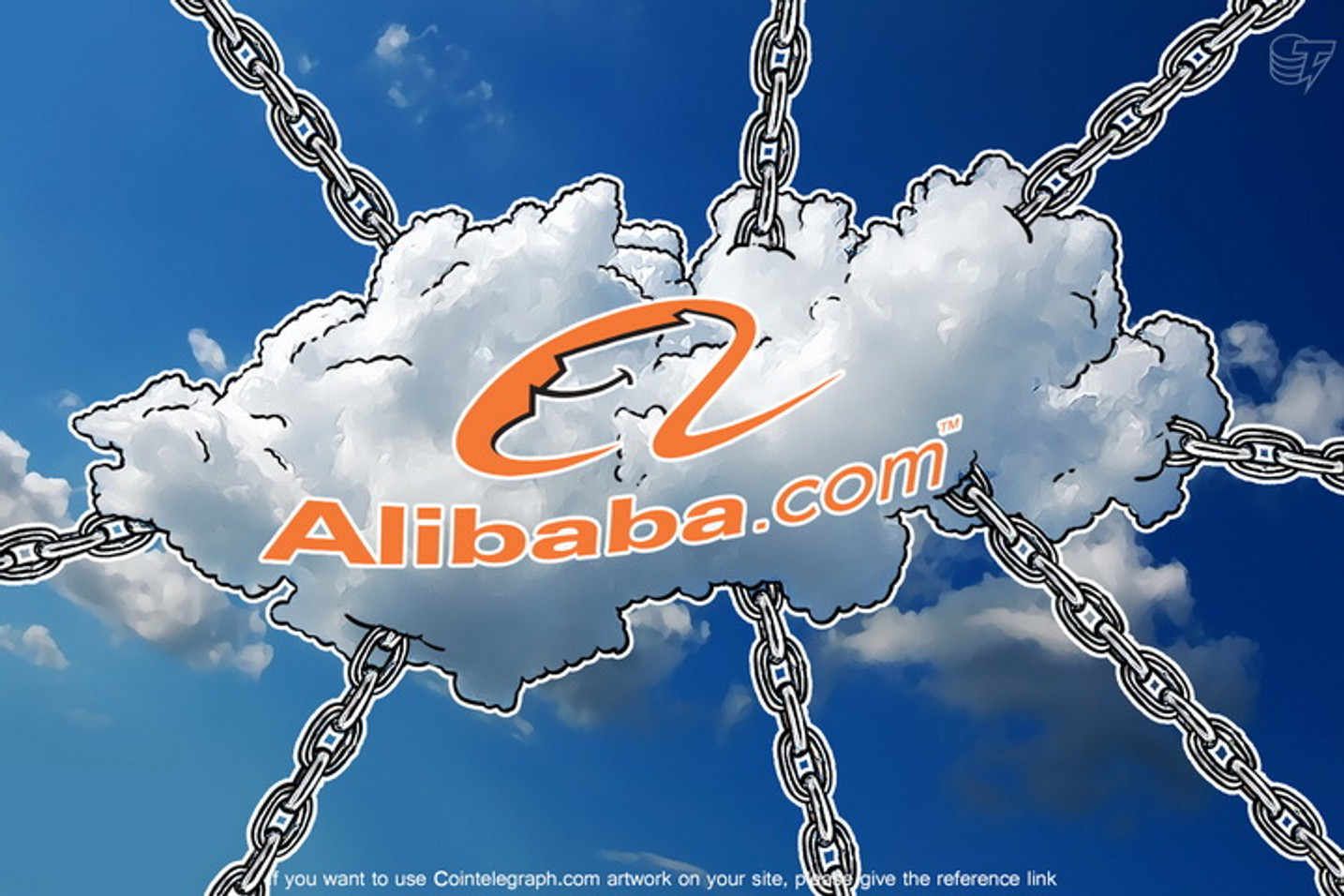 Alibaba Plans To Use Blockchain In Its Cloud Services