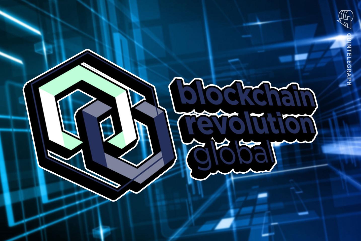 Presenting Blockchain Revolution Global 2020, running Oct. 26-30