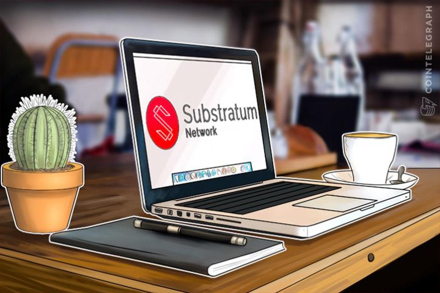 SubstratumのICOは自由で公平なインターネットを構築する