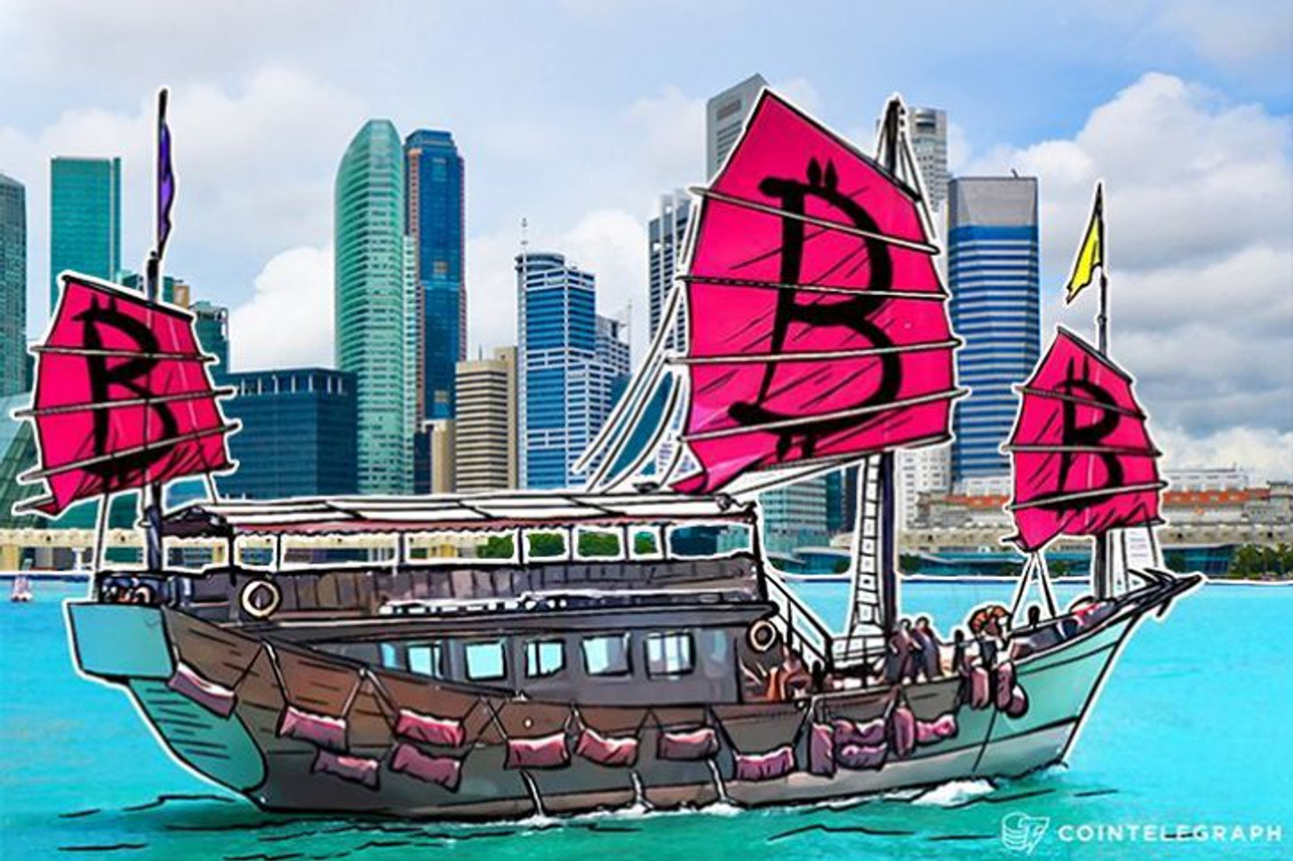 First Blockchain KYC Prototype Hits Singapore Banking Sphere