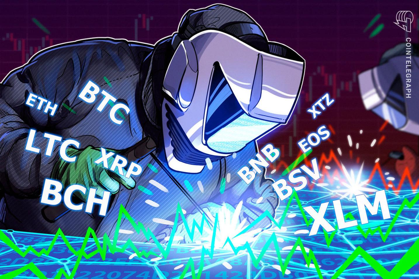 """Análisis de Precios 13/12: El precio de bitcoin y de otras criptomonedas se preparan para un posible """"repunte de navidad"""""""