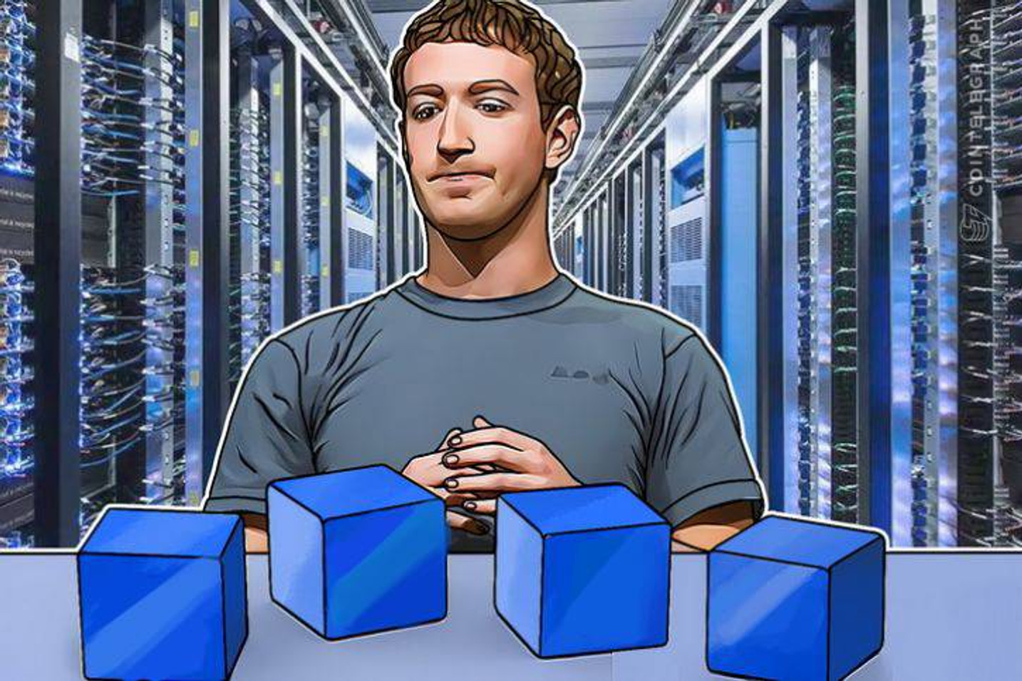Facebook Forms Exploratory Blockchain Team Led By Coinbase Board Member