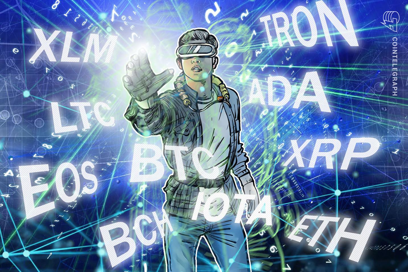 Bitkoin, itirijum, ripl, bitkoin keš, EOS, lajtkoin, kardano, stelar, IOTA, TRX: Analiza cena, 13. jul