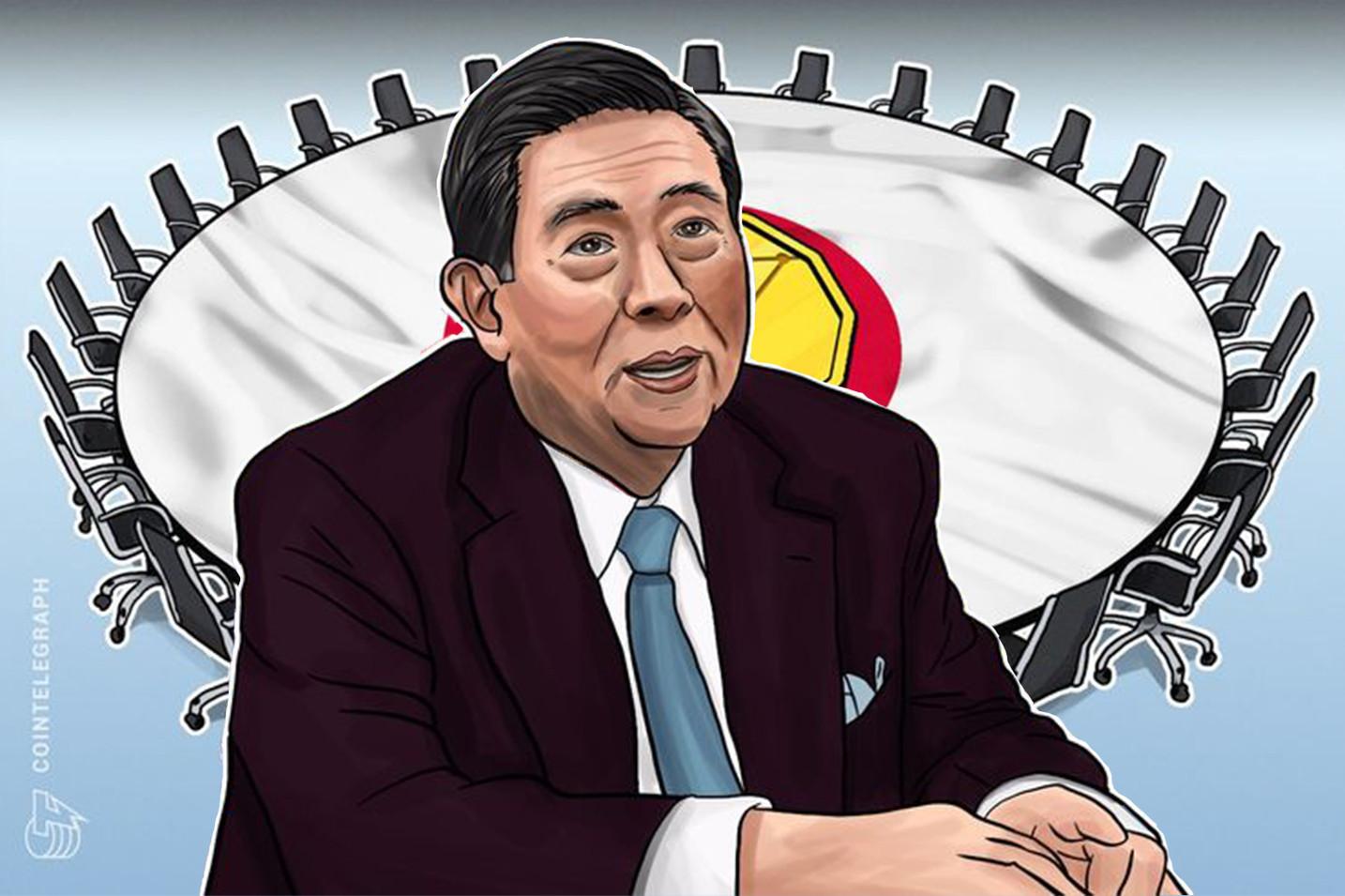 SBI北尾氏、日本仮想通貨交換業協会(JVCEA)を痛烈に批判