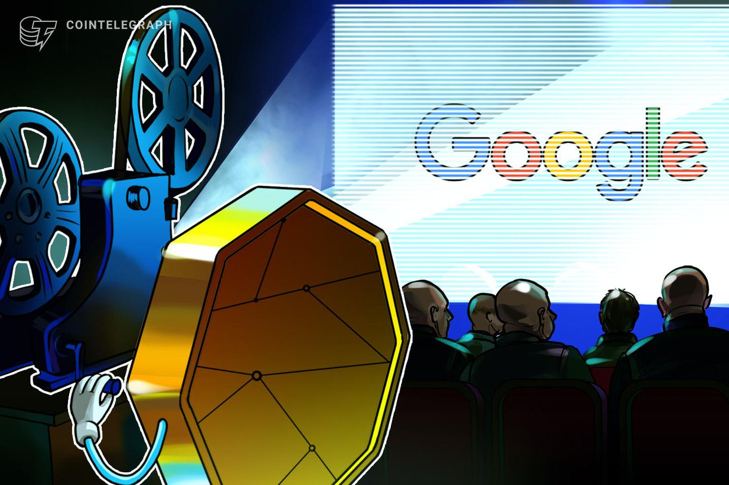 Nuevo anuncio bromista de Google cuestiona validez de criptomonedas como dinero