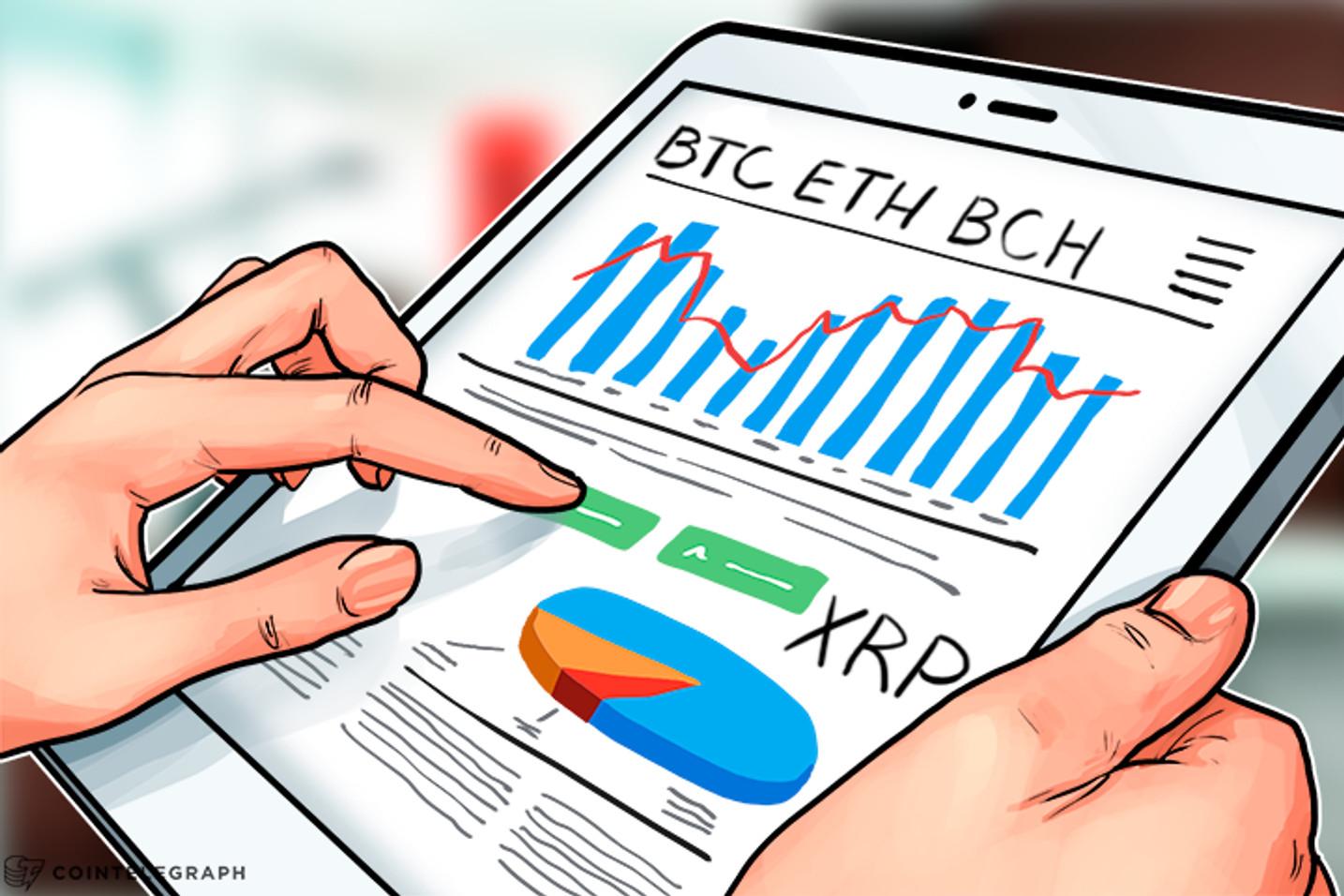 Bitcoin, Ethereum, Bitcoin Cash, Ripple: Price Analysis, August 18