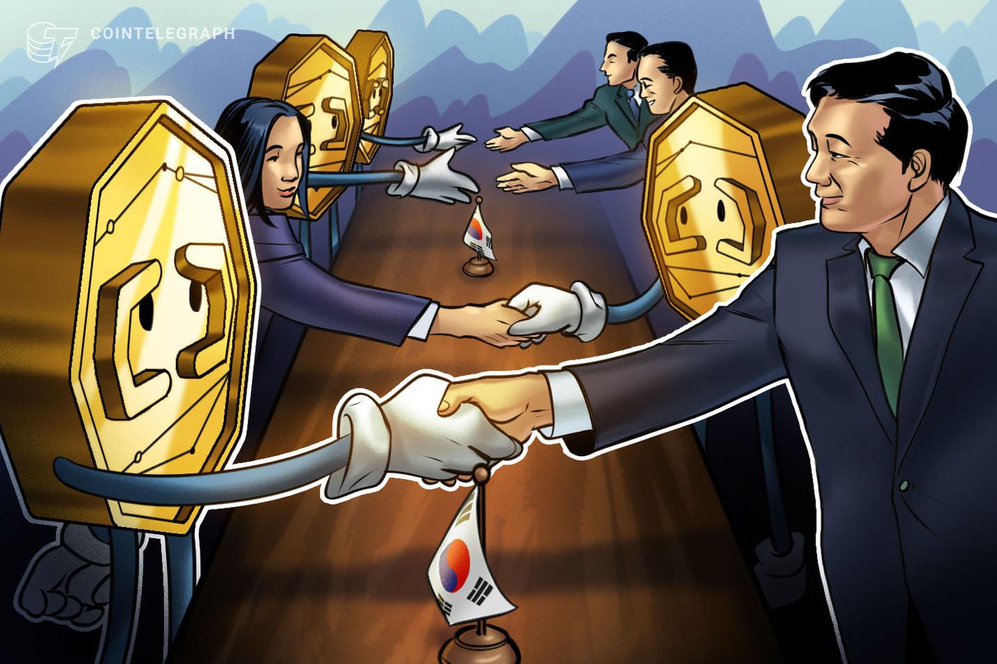 HSBC busca socios bancarios en Corea del Sur para lanzar la plataforma blockchain Voltron