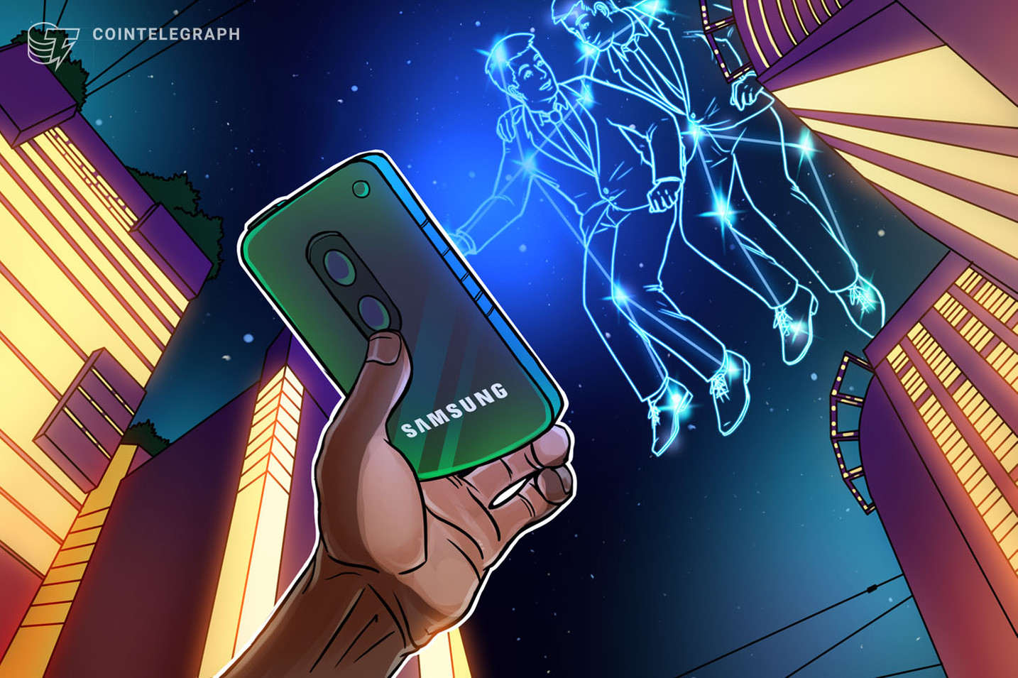 Samsung Phone Support for Gemini Exchange Can Further Crypto Adoption