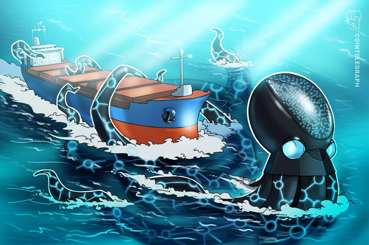 Due società costruiranno una soluzione blockchain per le spedizioni europee