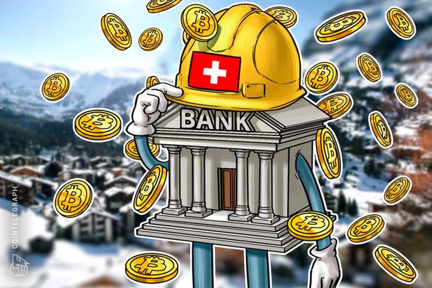 UBS-COO Keller-Busse: Blockchain-Technologie wird bei Banken eine größere Bedeutung bekommen