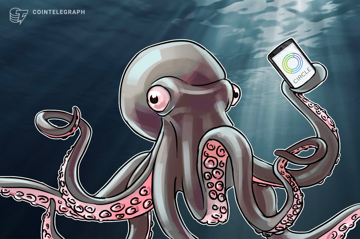 Circle Sells OTC Desk to Kraken to Focus On Stablecoin