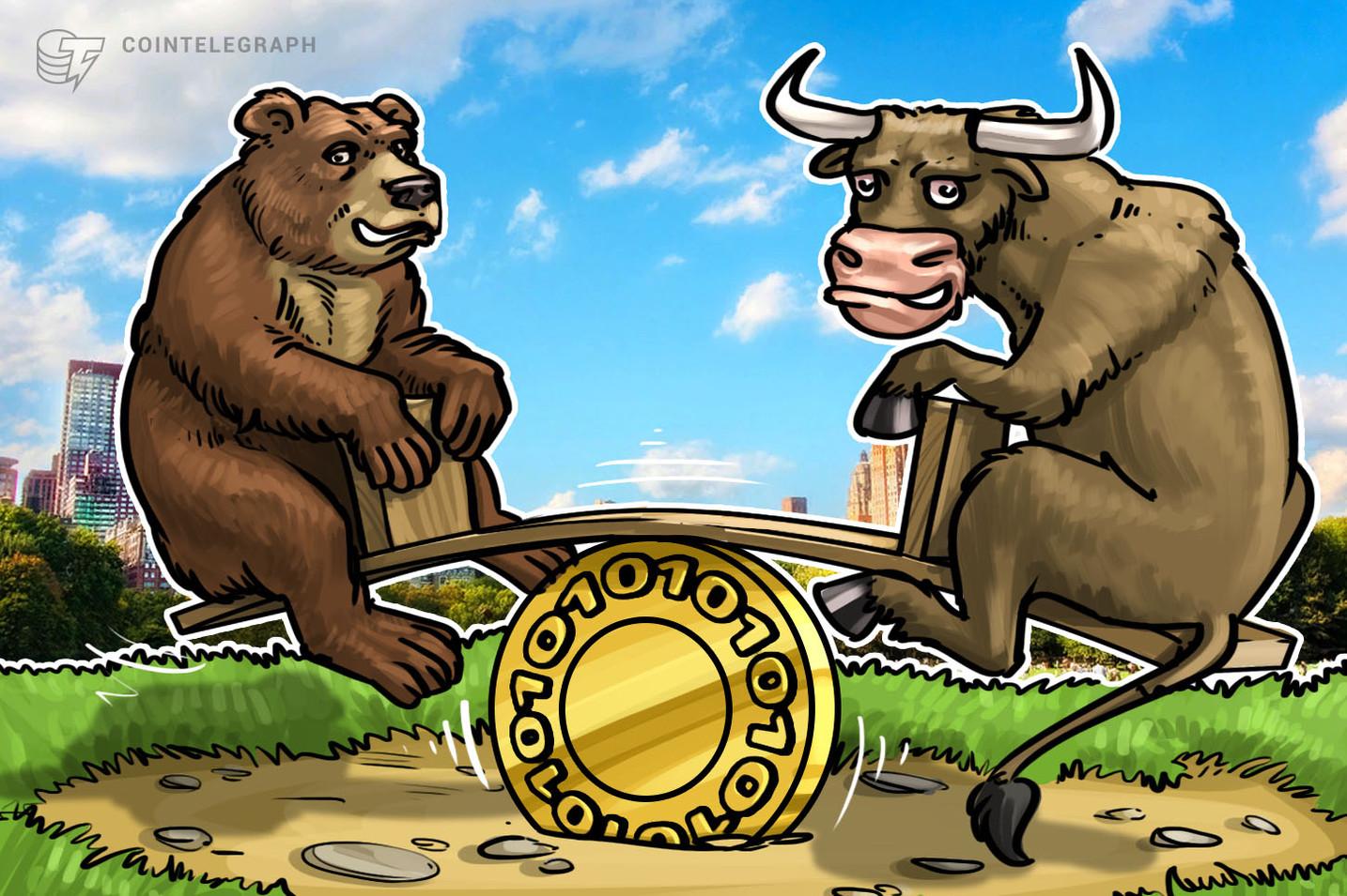4月17日仮想通貨チャート分析:ビットコイン、イーサ、ビットコインキャッシュ、リップル、ステラ、ライトコイン、カルダノ、NEO、EOS