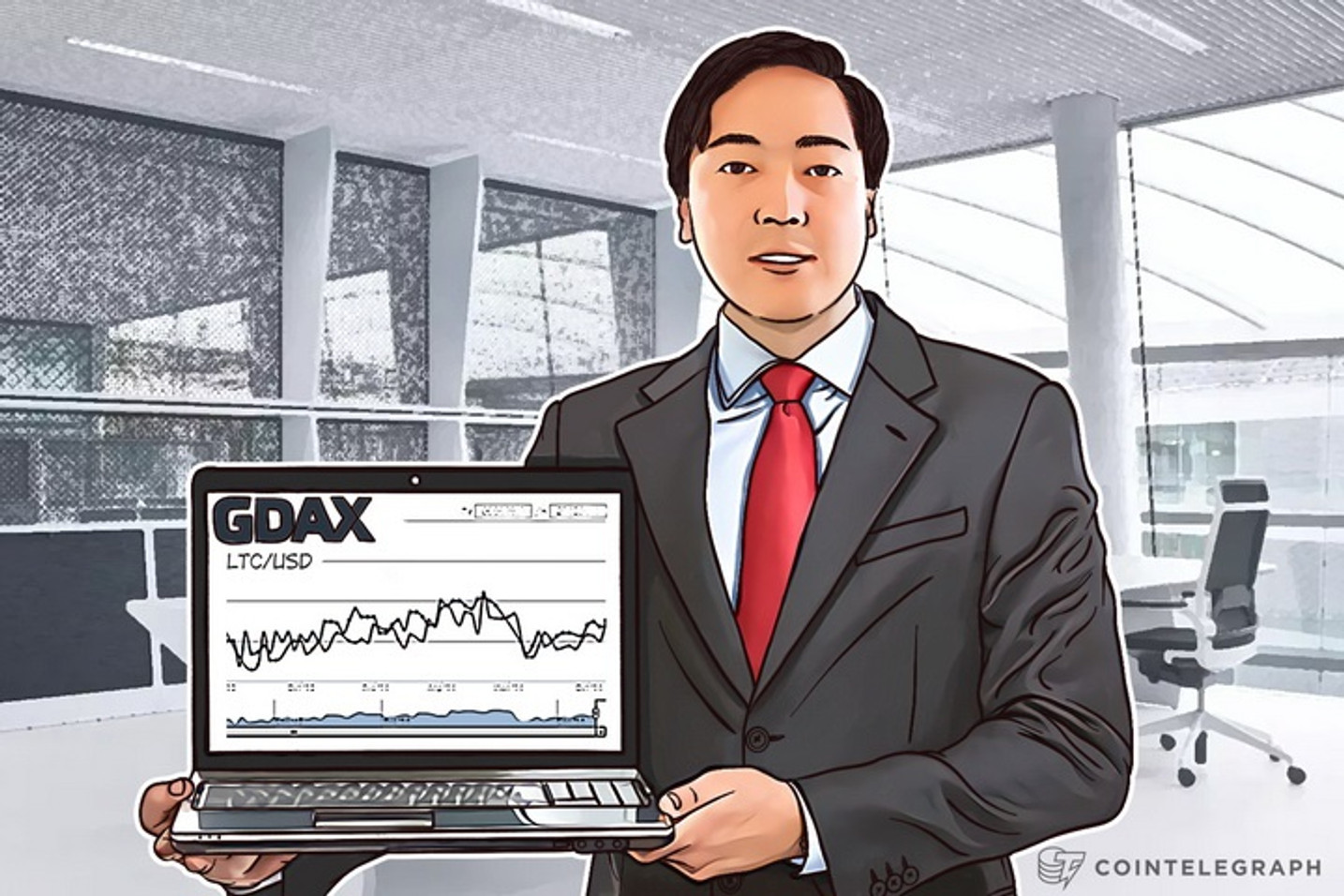 Litecoin Price Surges as GDAX Adds Litecoin-Dollar Trading