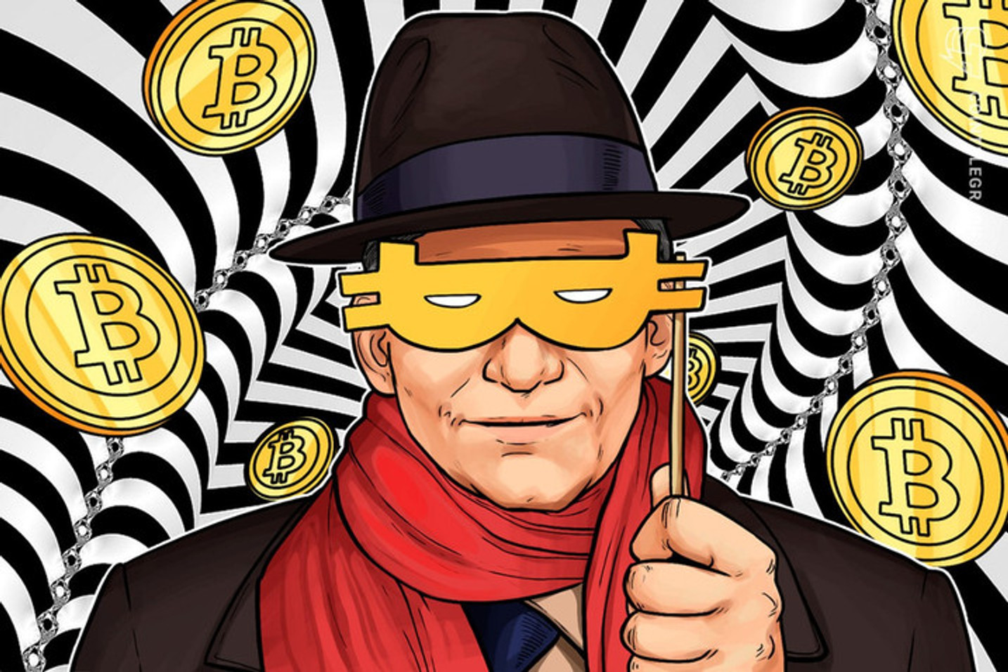 Criador do Bitcoin, Satoshi Nakamoto, é homenageado pela primeira vez com estátua na Europa