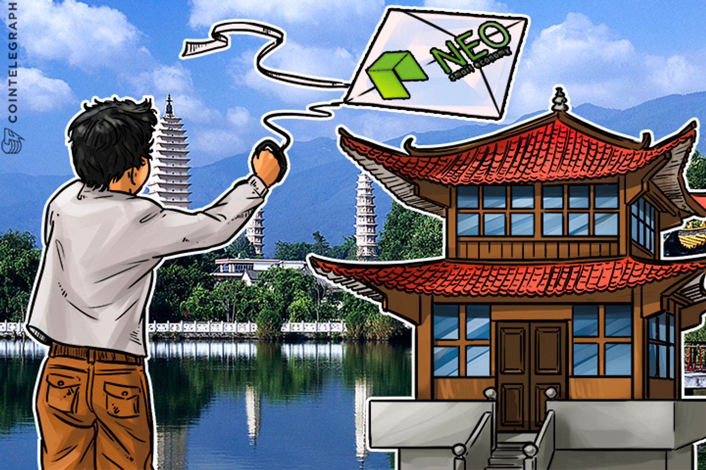 "Suddenly, NEO aka ""Chinese Ethereum"" Is Up 376 Percent: Reasons & Trends"