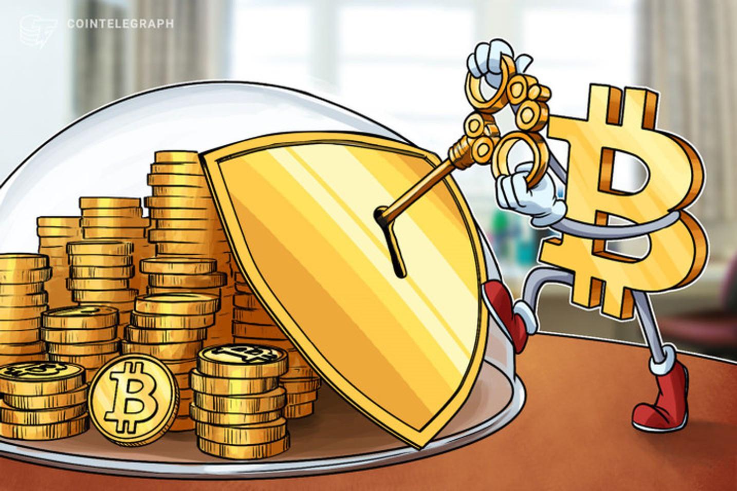 Beschlagnahmte Bitcoins: Wallet-Sperre verwehrt Staatsanwaltschaft Zugriff auf 50 Millionen Euro
