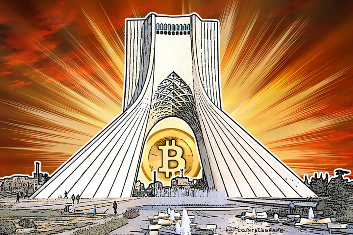 Bitcoin: Iran's Savior in the Economic Crisis? (Op-Ed)