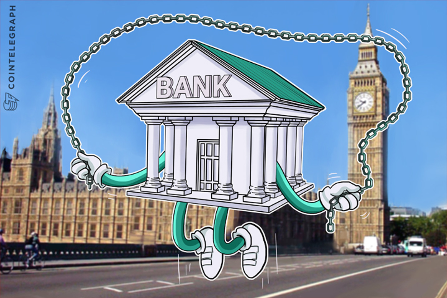 Flogging a Dead Horse? Bank of England Bets on Blockchain & AI