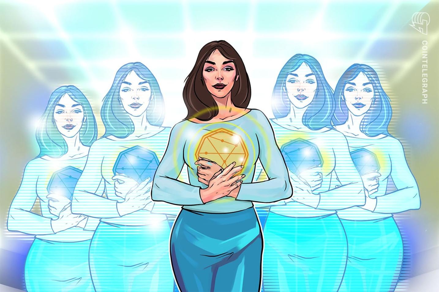 Las mujeres más poderosas del mundo y sus posiciones sobre Bitcoin y blockchain