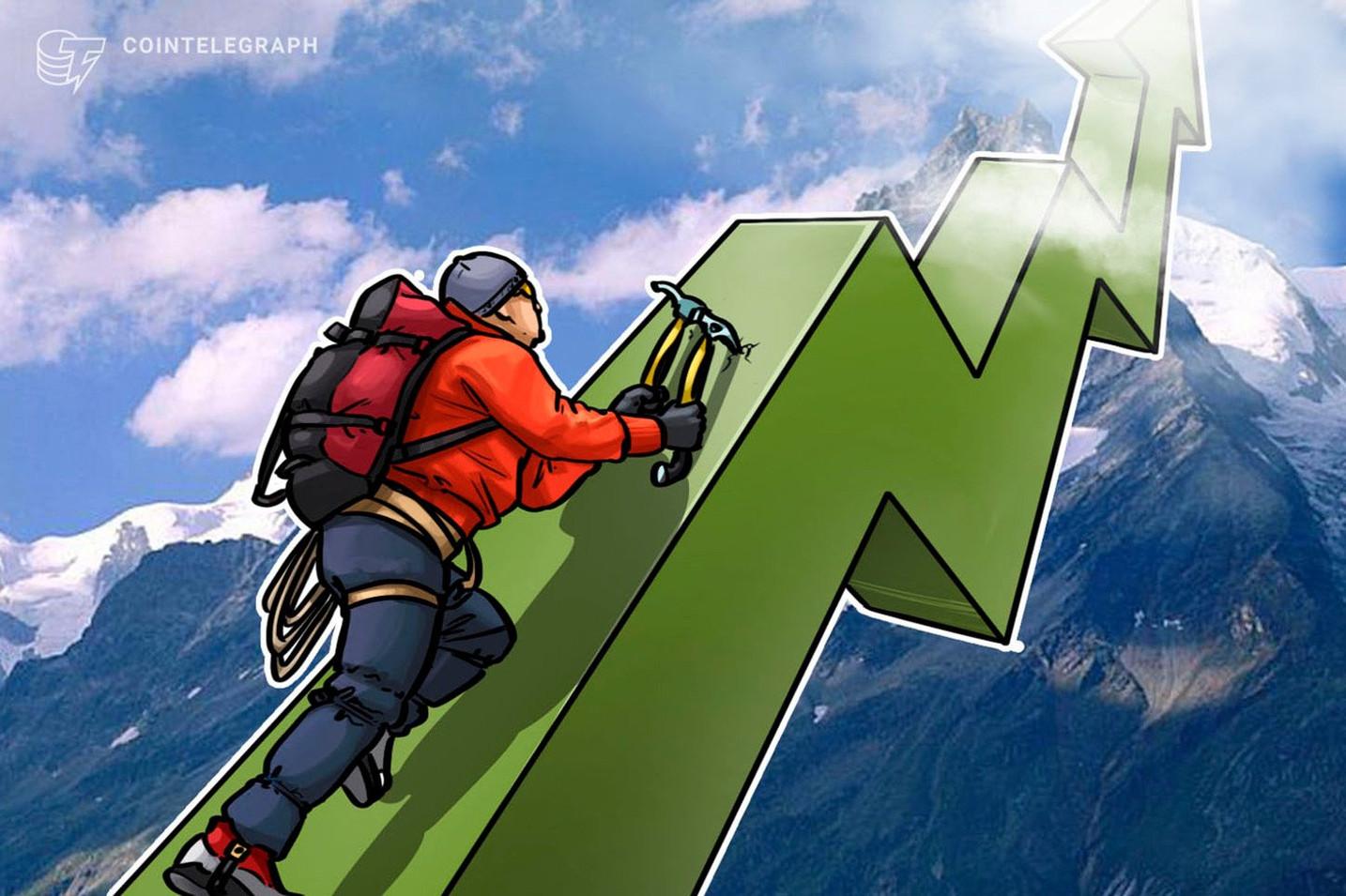 イーサ急騰止まらず、あらゆる指標でビットコイン上回る|ネムは年初来で130%超も上昇【仮想通貨相場】