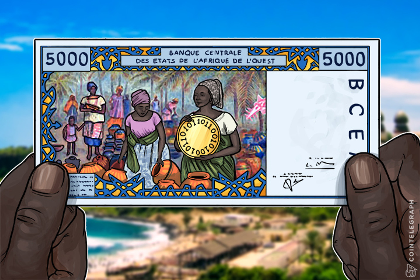 Senegal Introduces Cryptocurrency Based on its National Currency