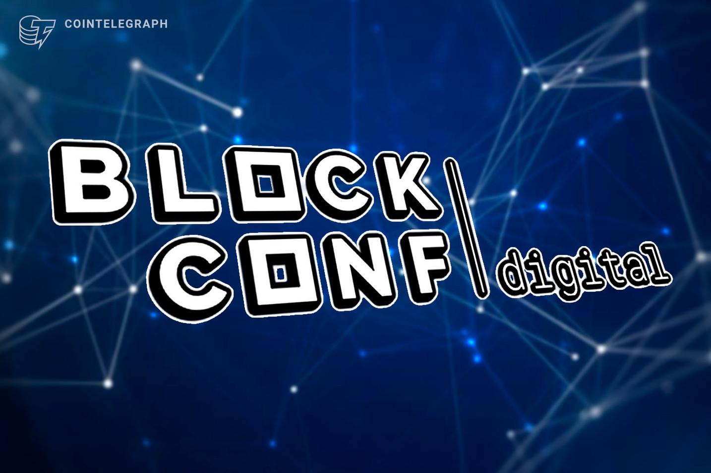 BlockConf DIGITAL interrumpe la cuarentena con una conferencia online de 48 horas