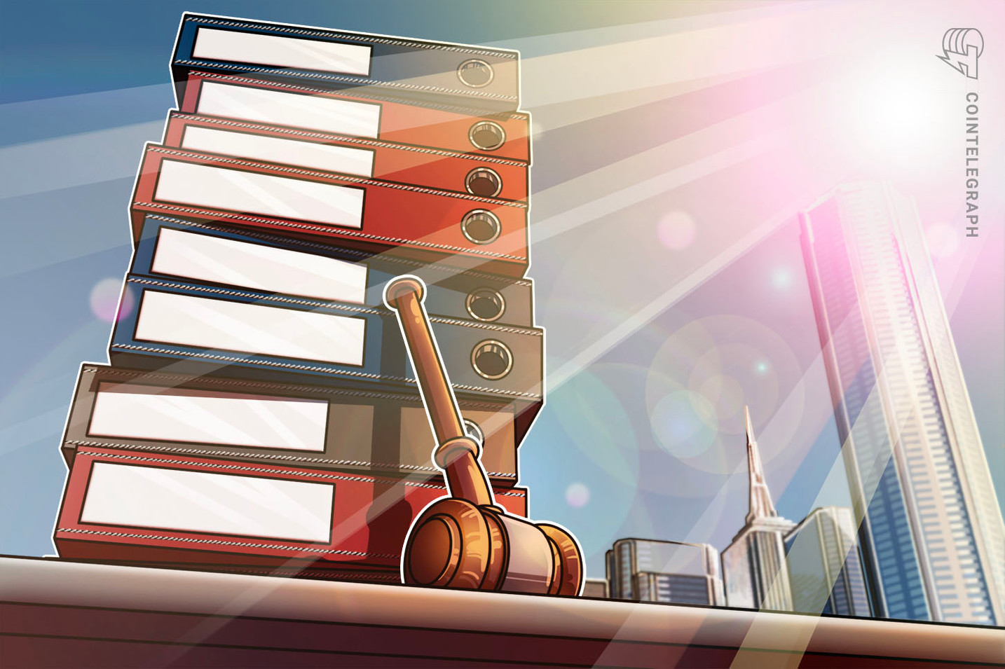 Bitcoin Mining Firm Layer1 Accused of Copyright Infringement