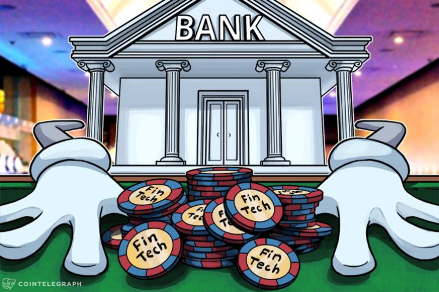 BankChain Sees India Start Sharing AML/KYC Data