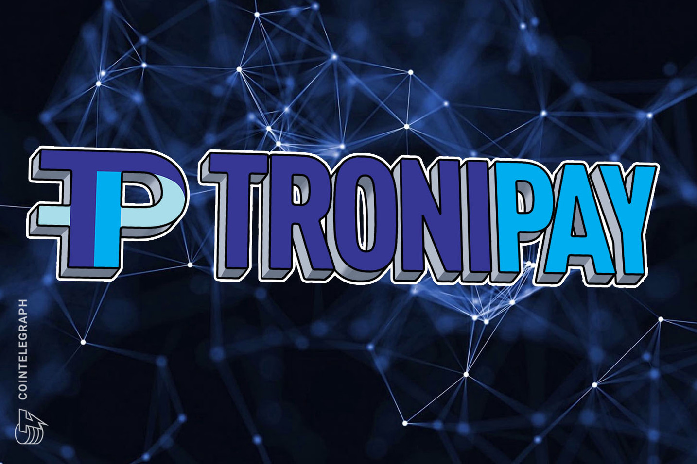 After a UnionPay Great Card Success Week - Tronipay Will Launch Its ICO