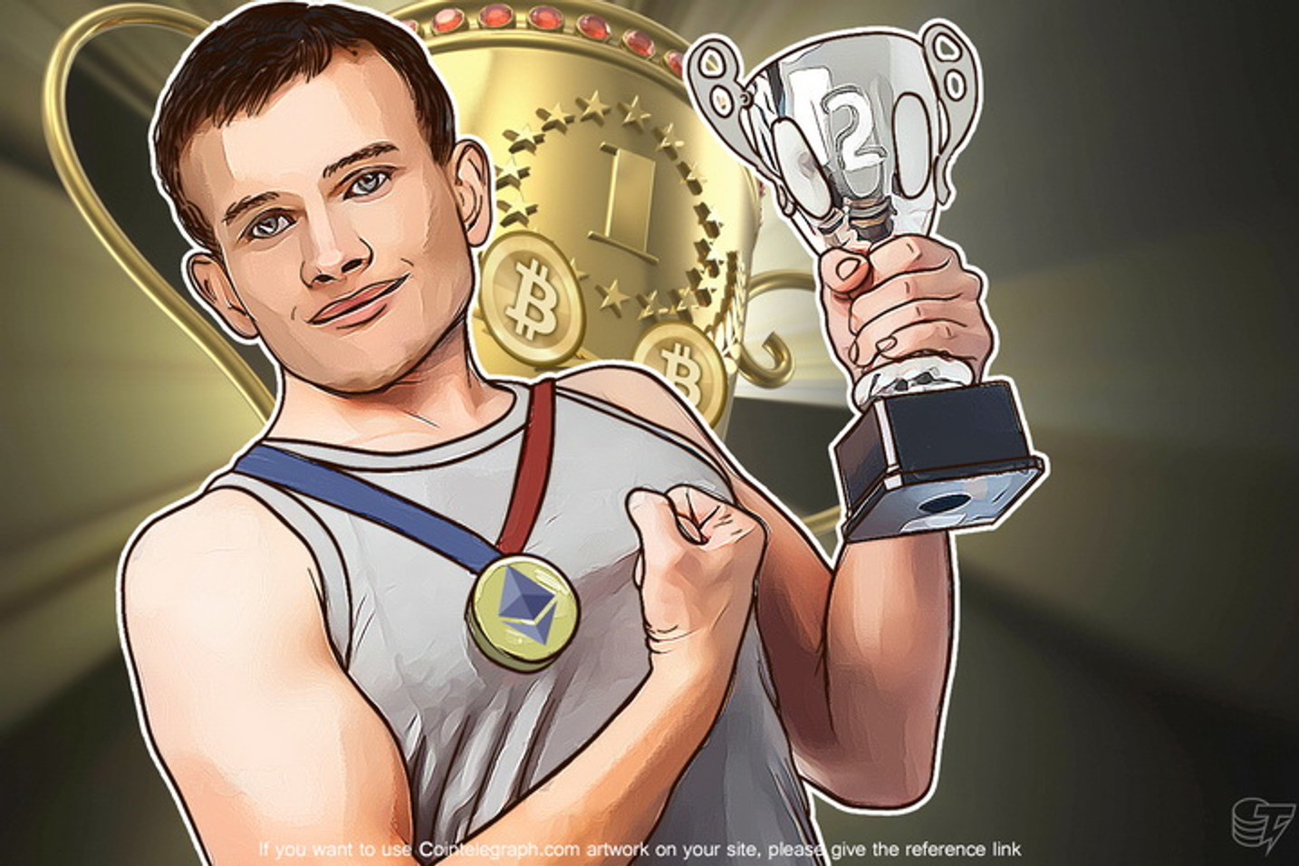 Eight Months Since Release, Ethereum Is Second Only To Bitcoin