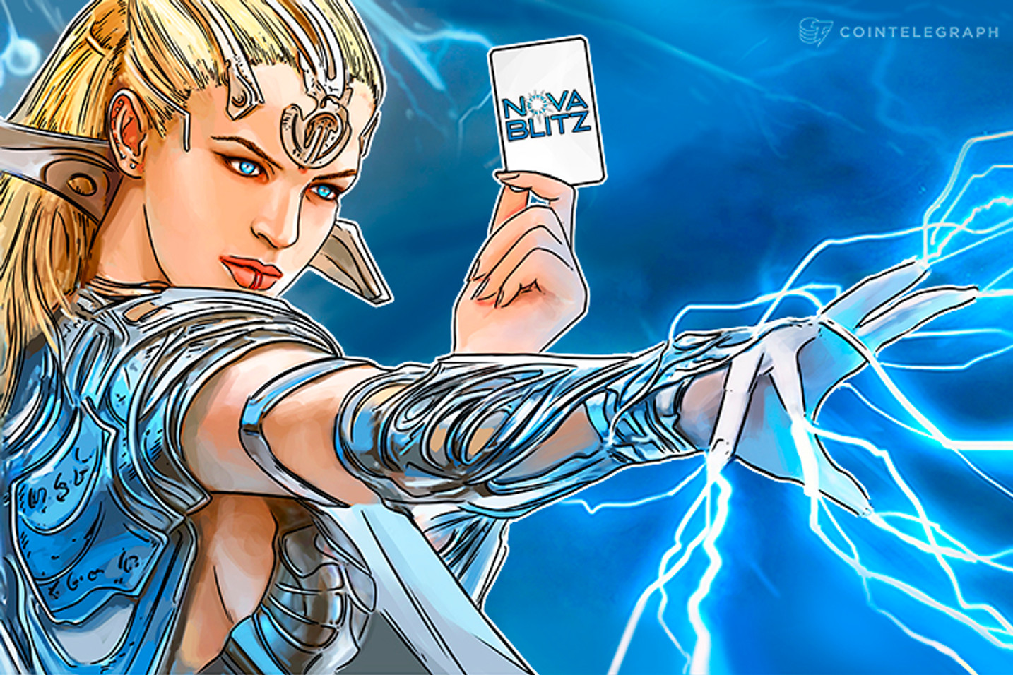 Blockchain-Based Platform Cuts out Middleman in Collectible Card Games