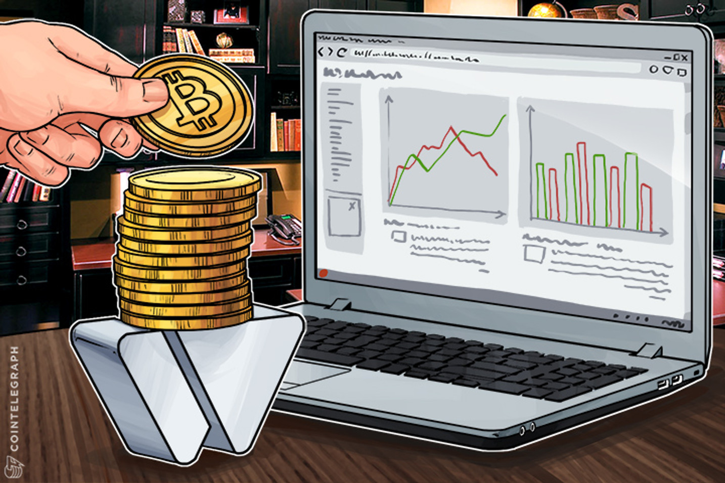 Whaleclub's Bitcoin-Only Trading Platform Can Help Stabilize Bitcoin Price