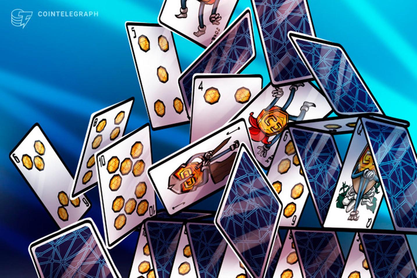 Desde Chile emiten una advertencia contra las pirámides de criptomonedas y citan a Airbit Club, OneCoin y Bitcoin Vault