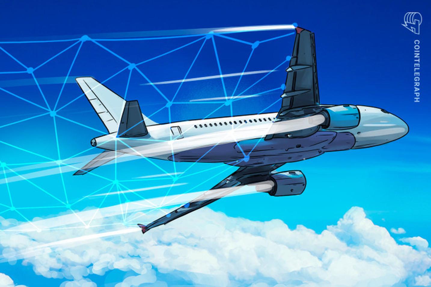 Chega de Lambo o negócio agora é avião: Uma em cada dez pessoas alugou um jatinho usando Bitcoin em 2021