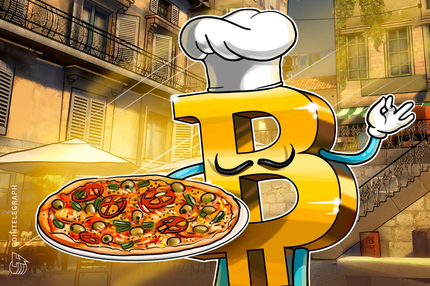ビットコイン・ピザの日から8年:仮想通貨の歴史のおかしくも画期的事件の意義