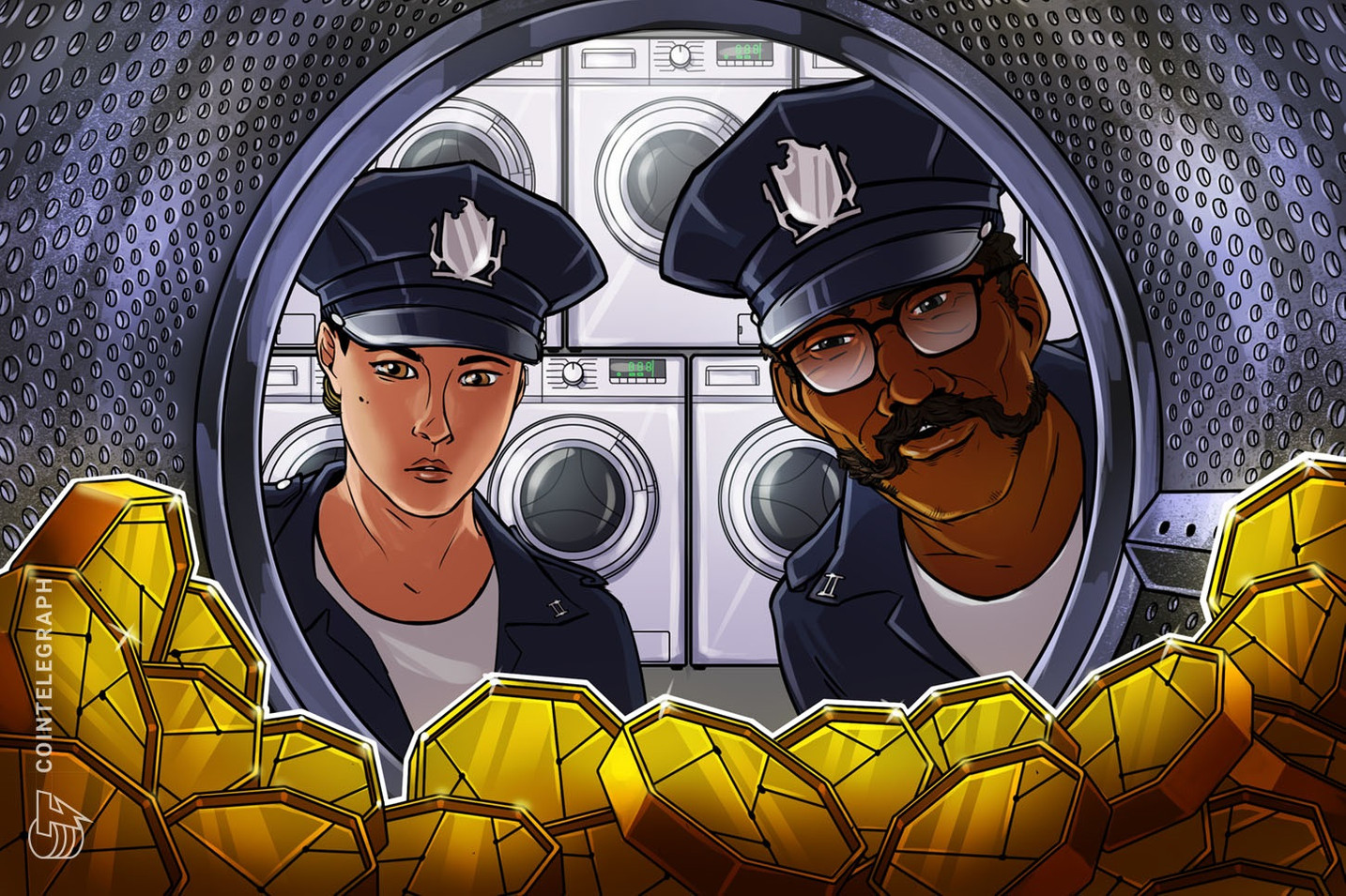 Brazilian Police Arrest Suspect for Money Laundering With Bitcoin