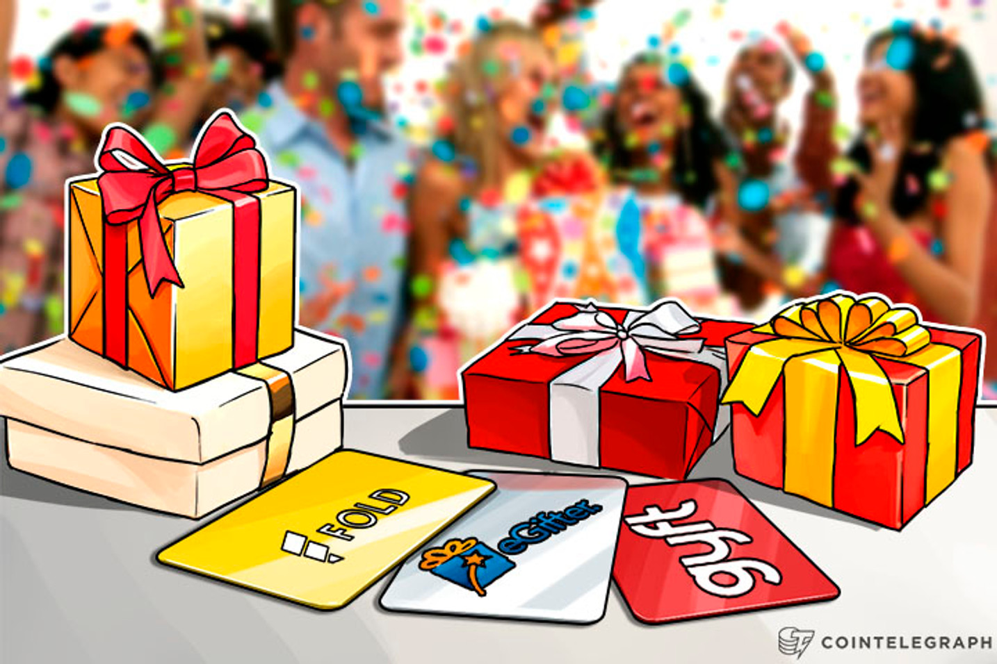 Which Bitcoin Gift Card App to Choose? Comparing Gyft, eGifter, Fold