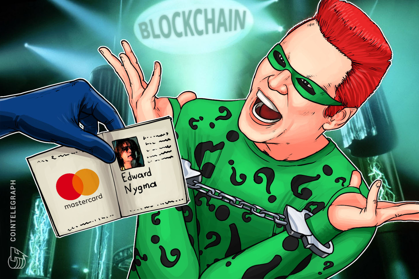 Mastercard Patents Blockchain Tech To Combat Fake Identities