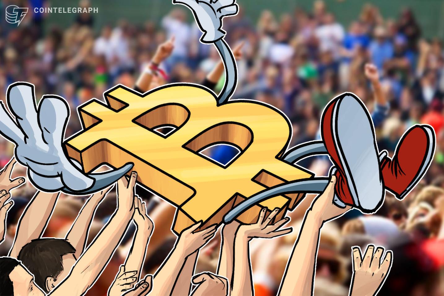 Blockchain-Analyst von Beratungsfirma Conserve sieht Massen-Adaptation bei Bitcoin kommen