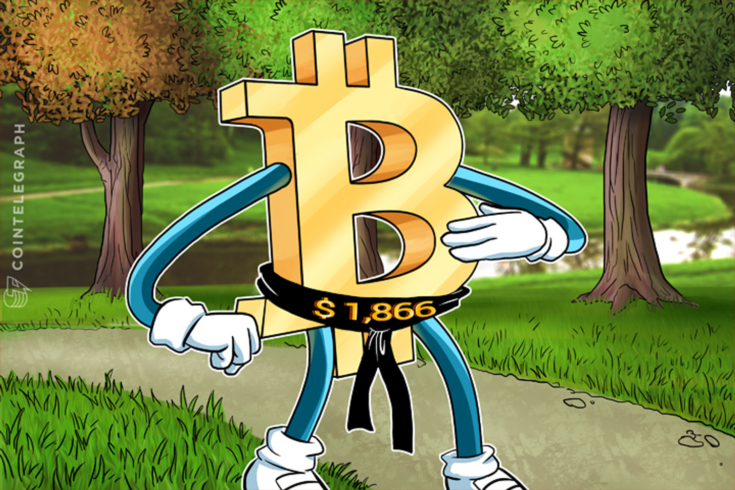 Bitcoin Price Hits New All-Time High Again at $1,866: Major Factors for Growth