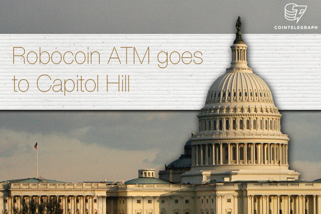 Robocoin ATM to Appear on Capitol Hill
