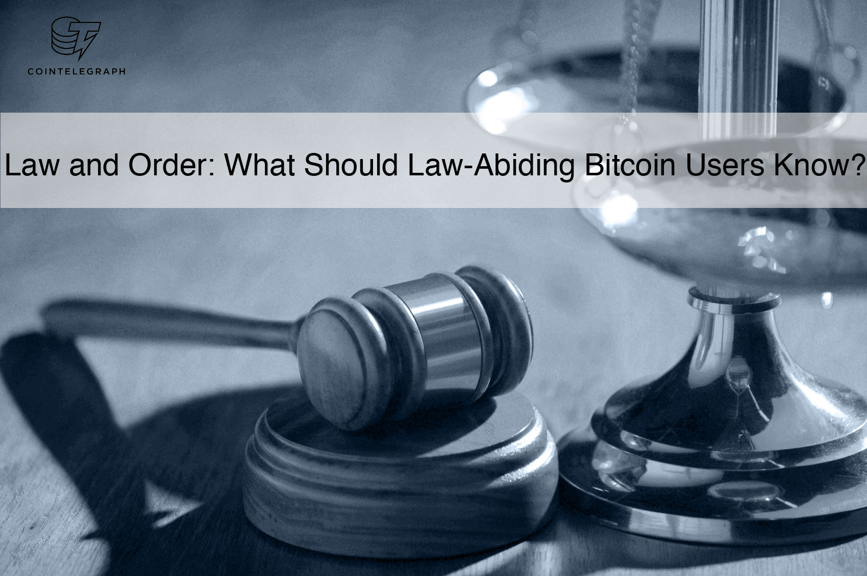 Law and Order: What Should Law-Abiding Bitcoin Users Know?