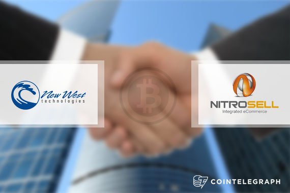 New West Technologies and BitPay partner with NitroSell